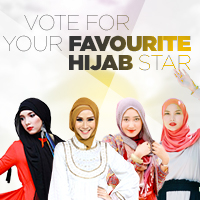 Your Favourite Hijab Stars Contest